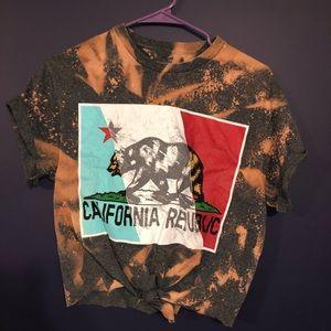 Tops - California republica shirt